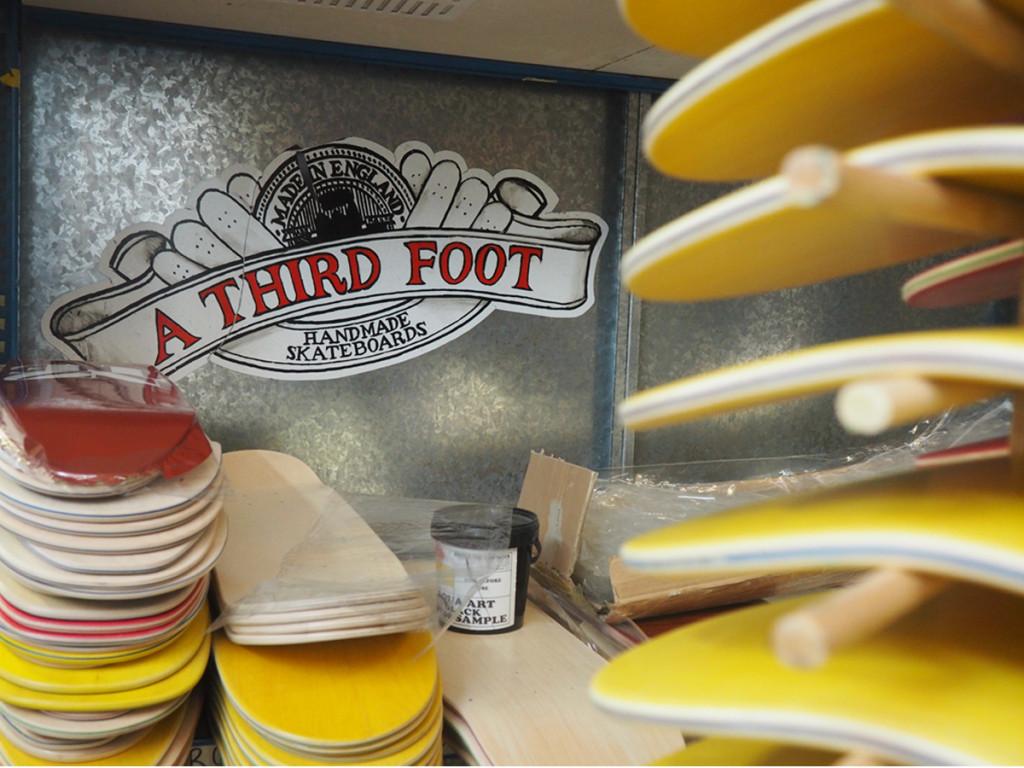 A Third Foot