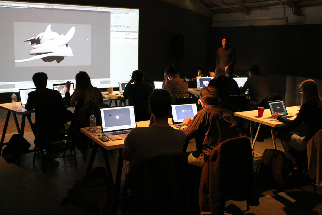 Workshop: An Introduction to 3D Scanning and Printing