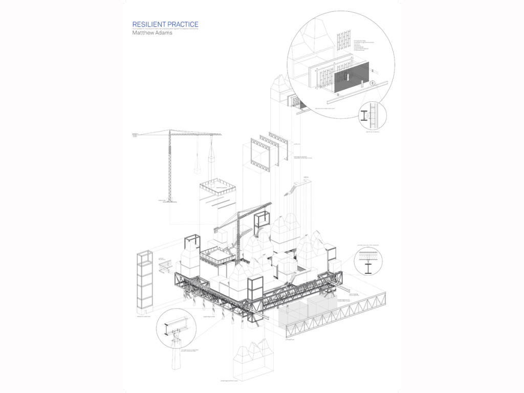Studio Plastic: Production Space Proposals