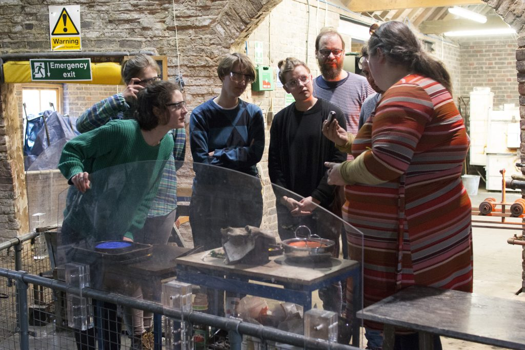 Workshop: Making with Glass #2