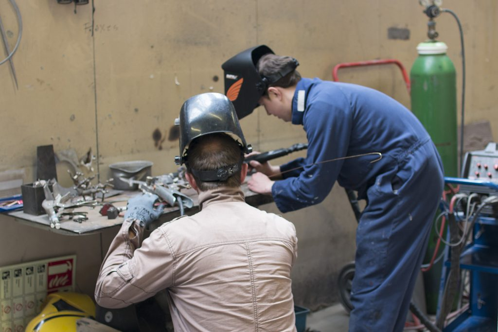 Workshop: Introduction to Welding #1