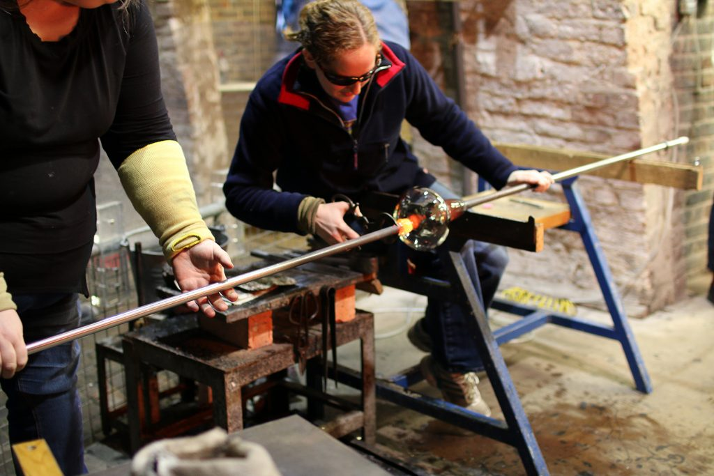 Workshop: Making with Glass