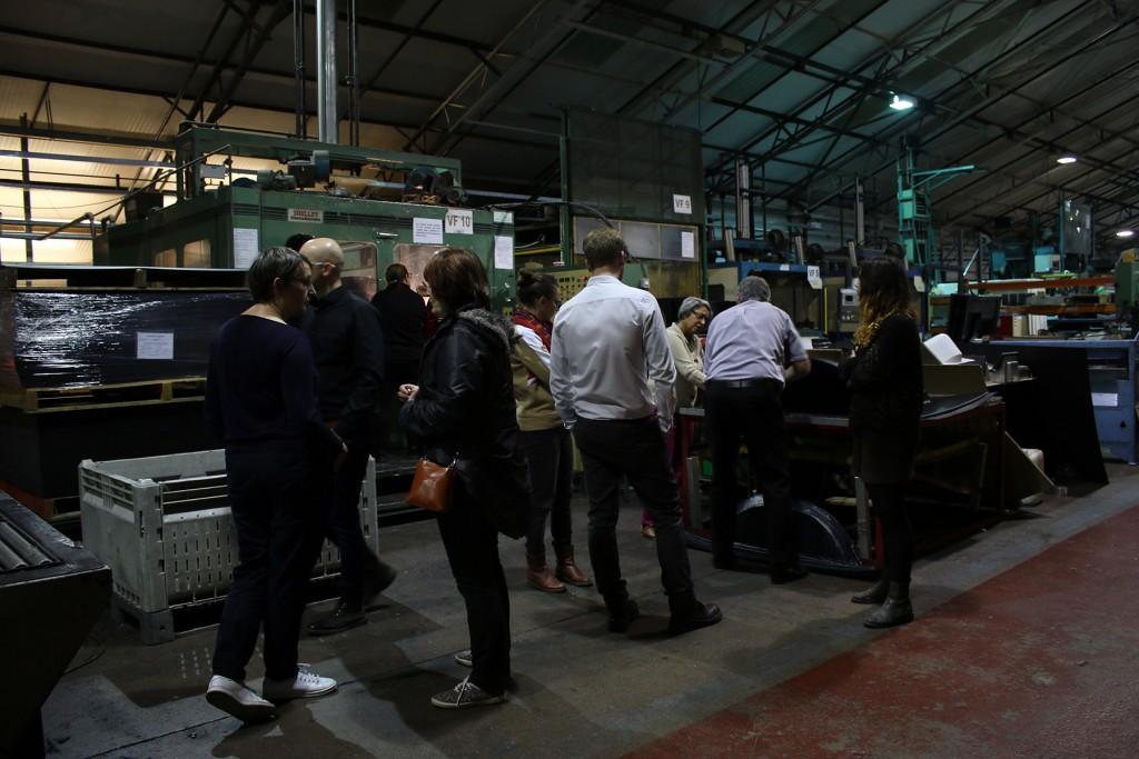 Factory Visit: Sparlonz Plasticz
