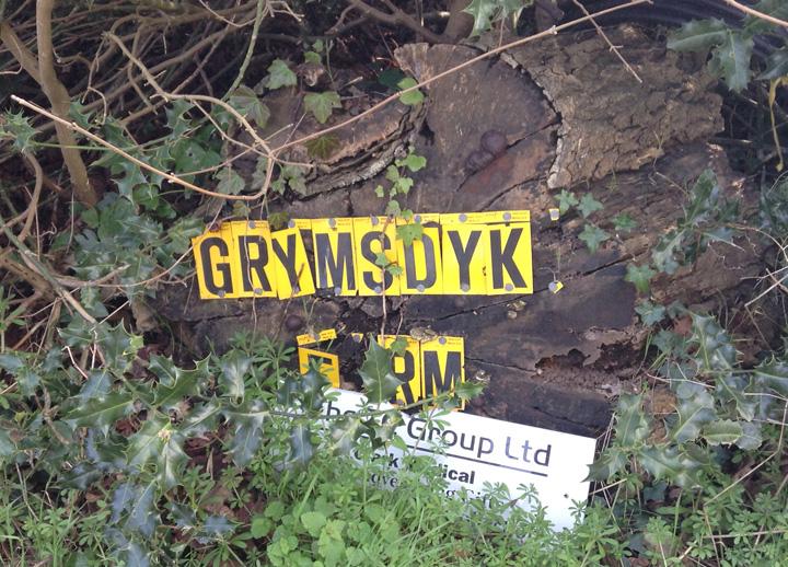 Grymsdyke Farm